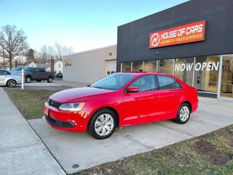 2014 Volkswagen Jetta for sale at HOUSE OF CARS CT in Meriden CT