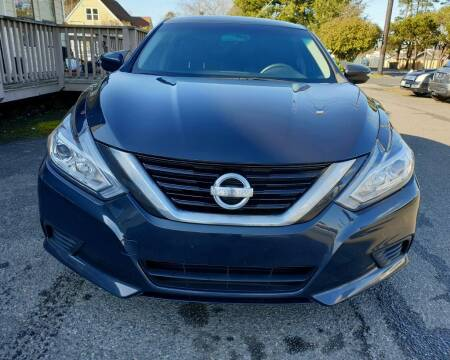 2018 Nissan Altima for sale at Life Auto Sales in Tacoma WA