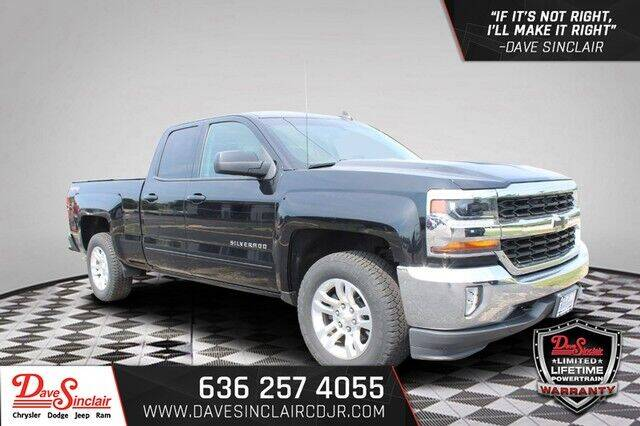 2016 Chevrolet Silverado 1500 for sale at Dave Sinclair Chrysler Dodge Jeep Ram in Pacific MO
