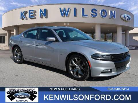 2015 Dodge Charger for sale at Ken Wilson Ford in Canton NC