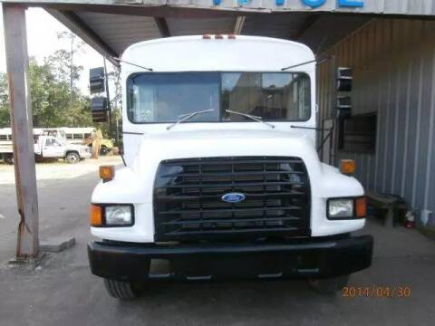 1995 Ford WAYNE for sale at Interstate Bus Sales Inc. in Wallisville TX