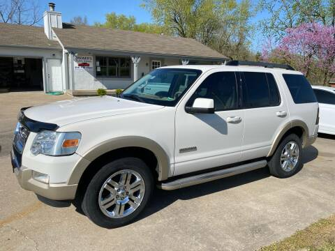 2008 Ford Explorer for sale at Brewer's Auto Sales in Greenwood MO