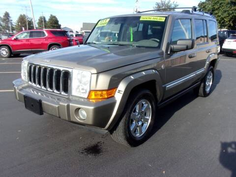 2006 Jeep Commander for sale at Ideal Auto Sales, Inc. in Waukesha WI