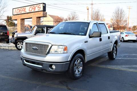 2006 Ford F-150 for sale at I-DEAL CARS in Camp Hill PA