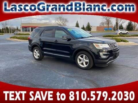 2017 Ford Explorer for sale at Lasco of Grand Blanc in Grand Blanc MI