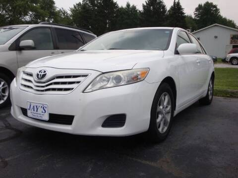 2010 Toyota Camry for sale at Jay's Auto Sales Inc in Wadsworth OH