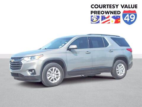2019 Chevrolet Traverse for sale at Courtesy Value Pre-Owned I-49 in Lafayette LA