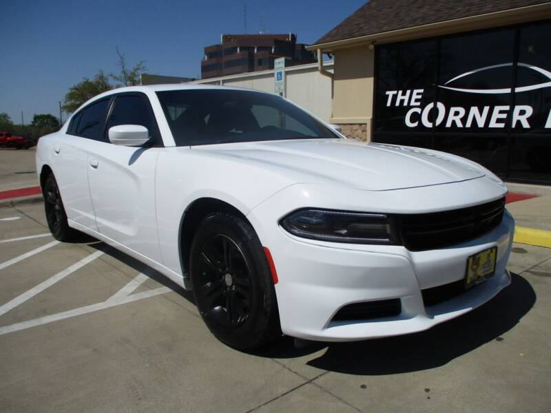 2018 Dodge Charger for sale at Cornerlot.net in Bryan TX