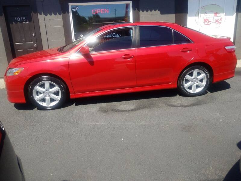 2008 Toyota Camry for sale at Bonney Lake Used Cars in Puyallup WA