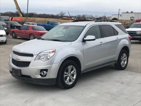 2013 Chevrolet Equinox for sale at Casey's Auto Detailing & Sales in Lincoln NE