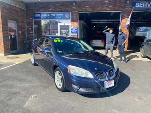 2009 Pontiac G6 for sale at Michaels Motor Sales INC in Lawrence MA