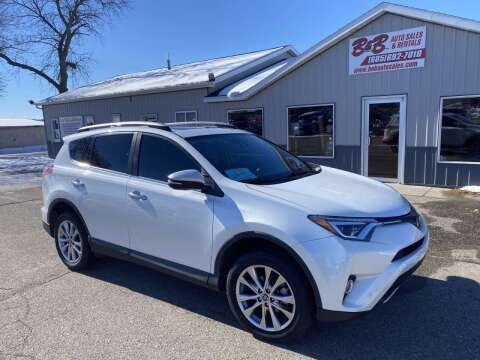 2018 Toyota RAV4 for sale at B & B Auto Sales in Brookings SD