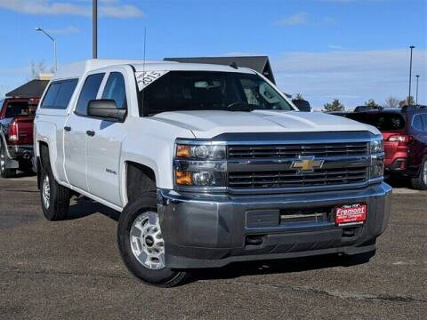 2015 Chevrolet Silverado 2500HD for sale at Rocky Mountain Commercial Trucks in Casper WY