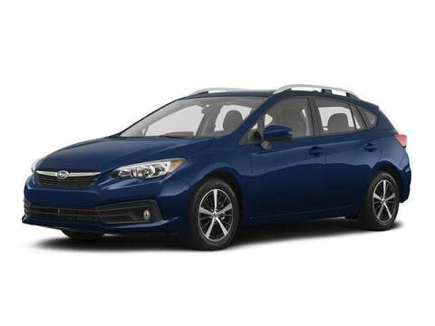 2020 Subaru Impreza for sale at EDMOND CHEVROLET BUICK GMC in Bradford PA