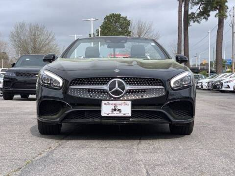 2019 Mercedes-Benz SL-Class for sale at Auto Finance of Raleigh in Raleigh NC