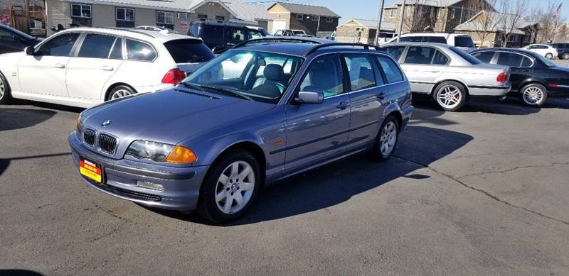 2001 BMW 3 Series for sale at Cool Cars LLC in Spokane WA