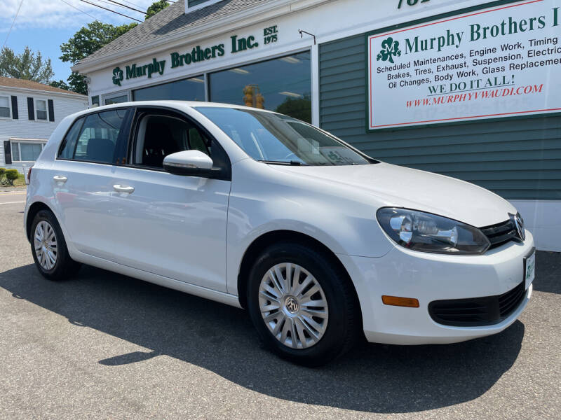 2011 Volkswagen Golf for sale at MURPHY BROTHERS INC in North Weymouth MA