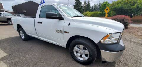 2015 RAM Ram Pickup 1500 for sale at McMinnville Auto Sales LLC in Mcminnville OR