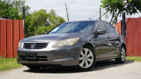 2009 Honda Accord for sale at Hidalgo Motors Co in Houston TX
