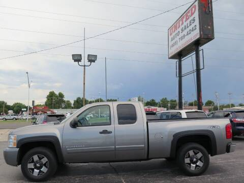 2008 Chevrolet Silverado 1500 for sale at United Auto Sales in Oklahoma City OK
