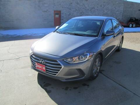 2018 Hyundai Elantra for sale at Stagner INC in Lamar CO