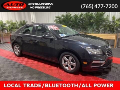 2016 Chevrolet Cruze Limited for sale at Auto Express in Lafayette IN