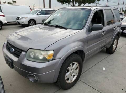 2007 Ford Escape for sale at SoCal Auto Auction in Ontario CA