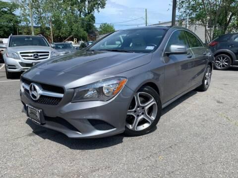 2014 Mercedes-Benz CLA for sale at EUROPEAN AUTO EXPO in Lodi NJ