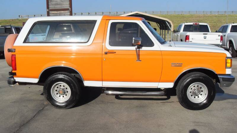 1991 Ford Bronco for sale at 277 Motors in Hawley TX