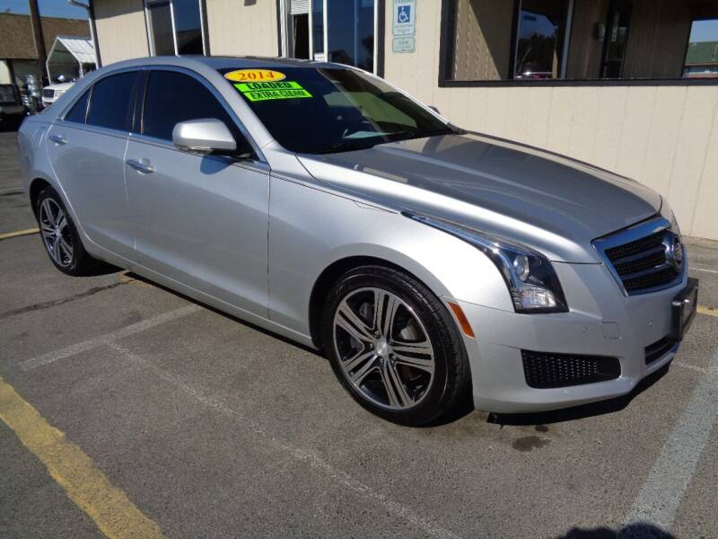 2014 Cadillac ATS for sale at BBL Auto Sales in Yakima WA