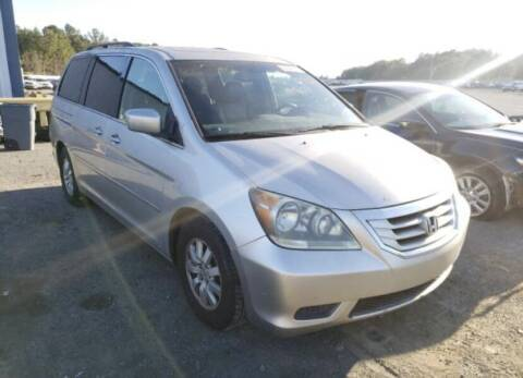2008 Honda Odyssey for sale at C & P Autos, Inc. in Ruston LA