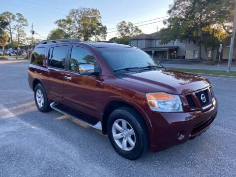 2010 Nissan Armada for sale at Asap Motors Inc in Fort Walton Beach FL