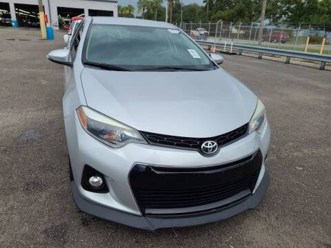 2016 Toyota Corolla for sale at Bargain Auto Sales in West Palm Beach FL