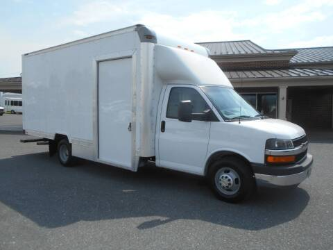 2017 Chevrolet Express Cutaway for sale at Nye Motor Company in Manheim PA