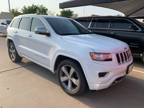 2015 Jeep Grand Cherokee for sale at Excellence Auto Direct in Euless TX