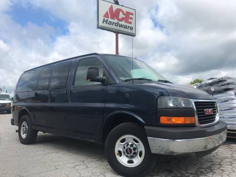 2012 GMC Savana Passenger for sale at ACE HARDWARE OF ELLSWORTH dba ACE EQUIPMENT in Canfield OH