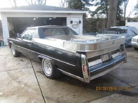 1979 Cadillac McClain for sale at Haggle Me Classics in Hobart IN
