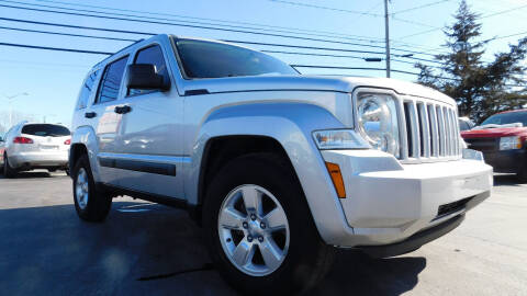 2011 Jeep Liberty for sale at Action Automotive Service LLC in Hudson NY