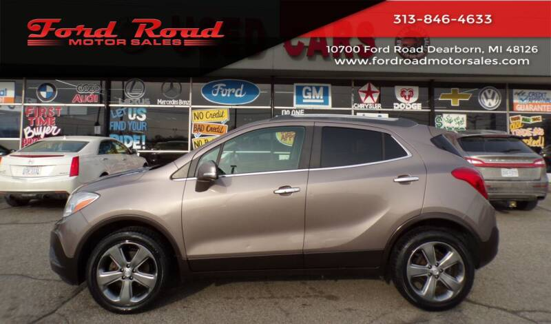 2014 Buick Encore for sale at Ford Road Motor Sales in Dearborn MI