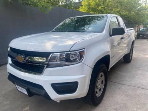 2018 Chevrolet Colorado for sale at Eurospeed International in San Antonio TX