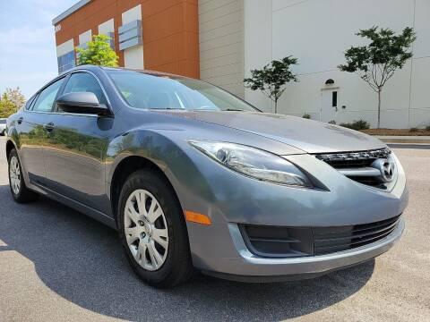 2011 Mazda MAZDA6 for sale at ELAN AUTOMOTIVE GROUP in Buford GA
