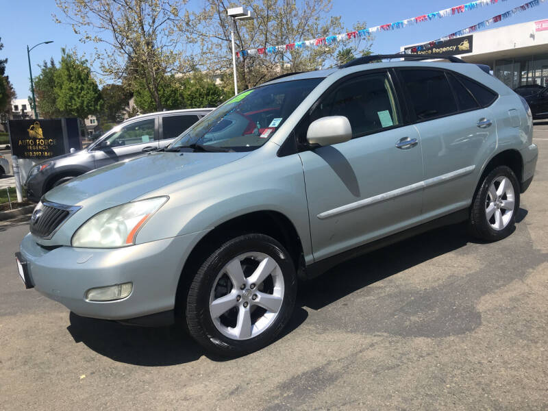 2008 Lexus RX 350 for sale at Autos Wholesale in Hayward CA