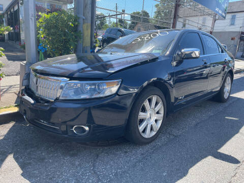 2009 Lincoln MKZ for sale at Cypress Motors of Ridgewood in Ridgewood NY