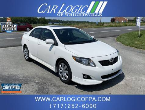 2010 Toyota Corolla for sale at Car Logic in Wrightsville PA