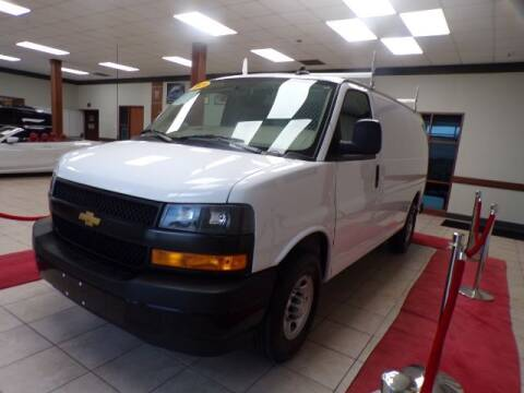 2021 Chevrolet Express Cargo for sale at Adams Auto Group Inc. in Charlotte NC