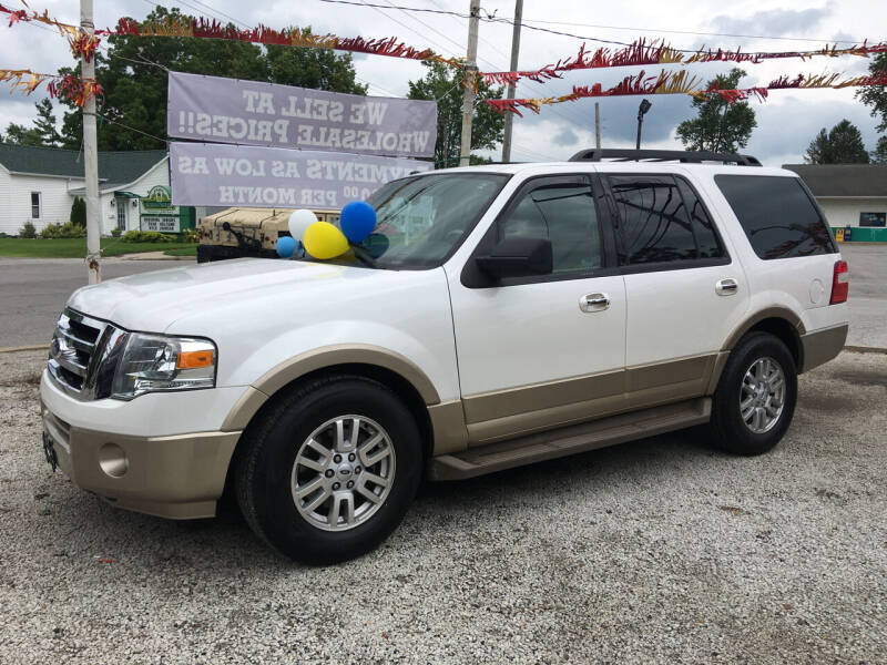 2012 Ford Expedition for sale at Antique Motors in Plymouth IN