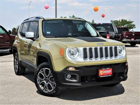 2015 Jeep Renegade for sale at Rocky Mountain Commercial Trucks in Casper WY