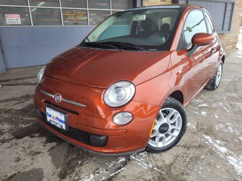 2012 FIAT 500 for sale at Car Planet Inc. in Milwaukee WI