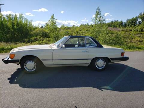 1974 Mercedes-Benz 450 SL for sale at GRS Auto Sales and GRS Recovery in Hampstead NH