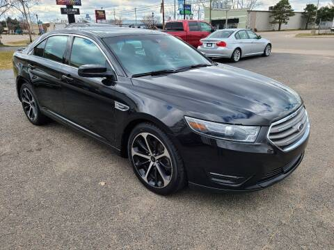 2015 Ford Taurus for sale at Van Kalker Motors in Grand Rapids MI